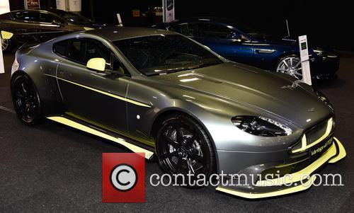 Aston Martin, London Motor Show and Kent 4
