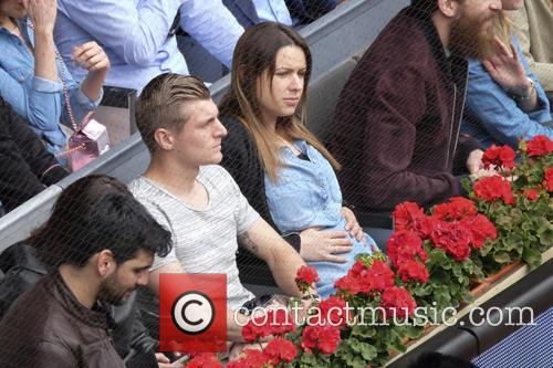 Toni Kroos and Jessica Farber 3