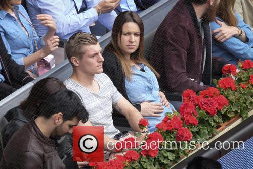 Toni Kroos and Jessica Farber 4