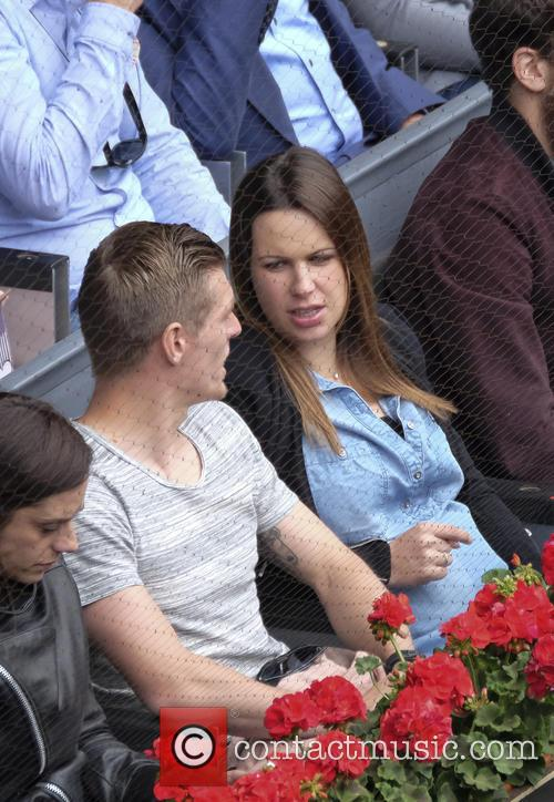 Toni Kroos and Jessica Farber 6