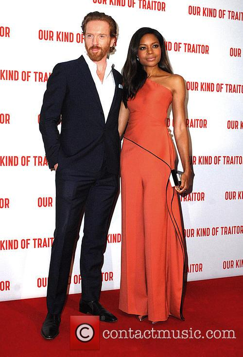 Damian Lewis and Naomi Harris 2