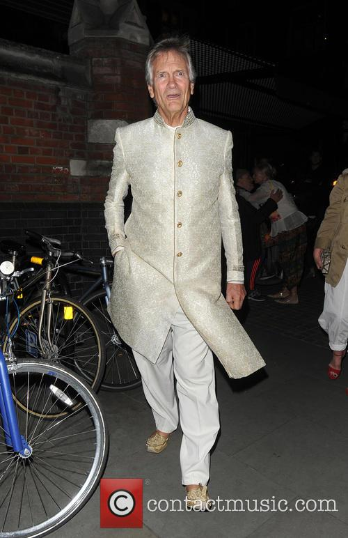 Celebrities leaving The Chiltern Firehouse