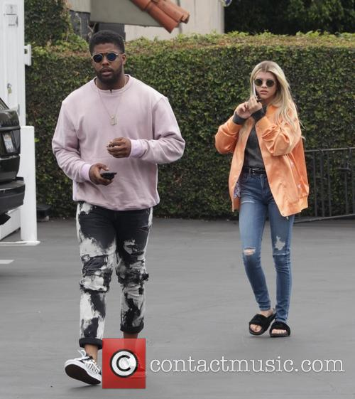 Fred Segal and Sofia Richie 2