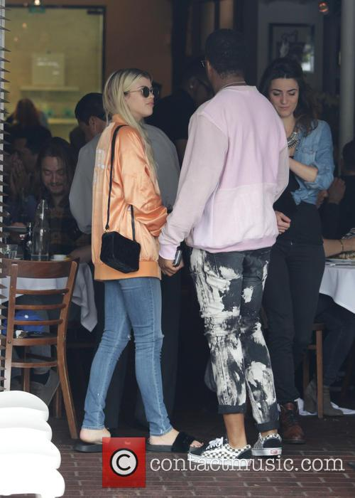 Fred Segal and Sofia Richie 10