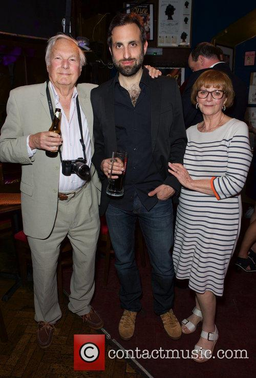 Sefton Samuels, Tim Samuels and Ann Samuels 1