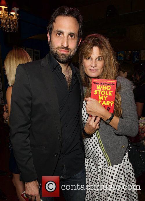 Tim Samuels and Jemima Khan 2