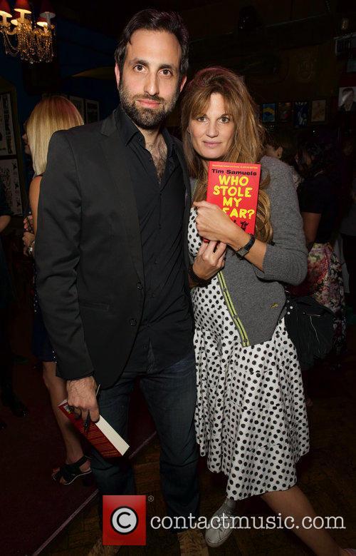 Tim Samuels and Jemima Khan 3