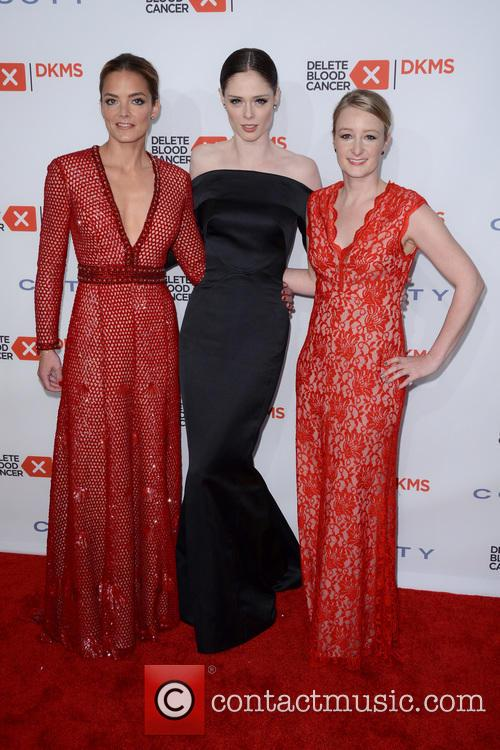 Katharina Harf and Coco Rocha 2
