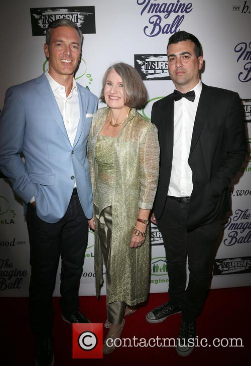 Jill Govan Bauman and John Terzian 1