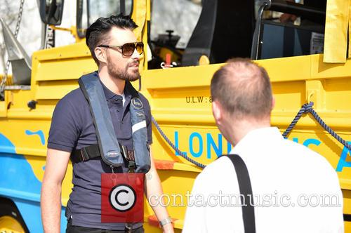 Rylan Clark swaps jobs and becomes a London...