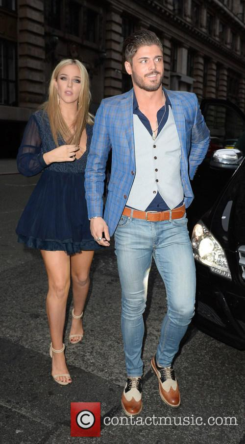 Sam Reece and Taylor Ward 1