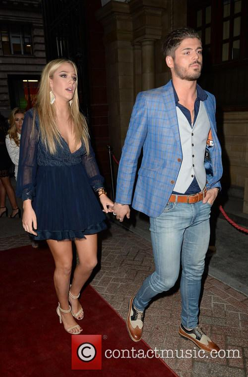 Sam Reece and Taylor Ward 8