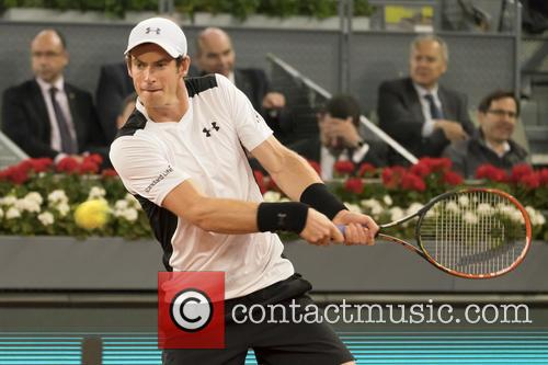 Mutua Madrid Open - Andy Murray vs. Tomas...