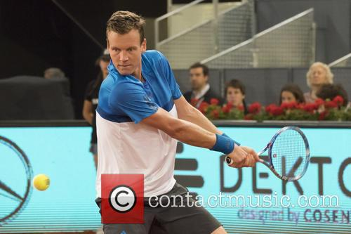 Andy Murray and Tomas Berdych 3