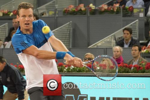 Andy Murray and Tomas Berdych 5