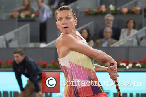 Mutua Madrid Open - Semi Finals - Simona...