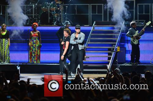 Wisin and Carlos Vives 2