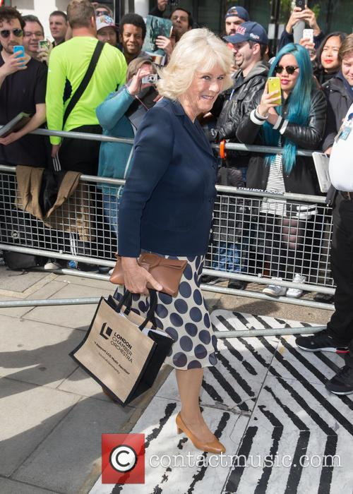Camilla and Duchess Of Cornwall 5