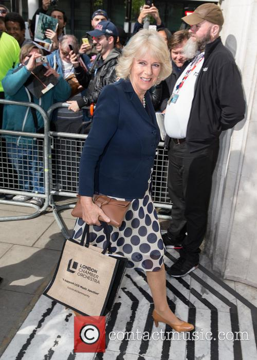 Camilla and Duchess Of Cornwall 6