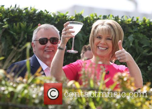 Ruth Langford and Eamonn Holmes 5