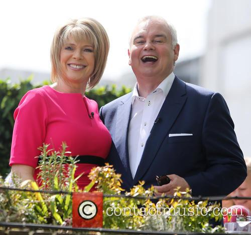 Ruth Langford and Eamonn Holmes 11