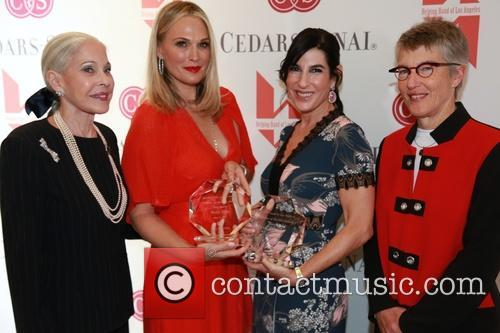 Betty Jane Bruck, Molly Sims, Stacy Valner and Sarah Kilpatrick 2