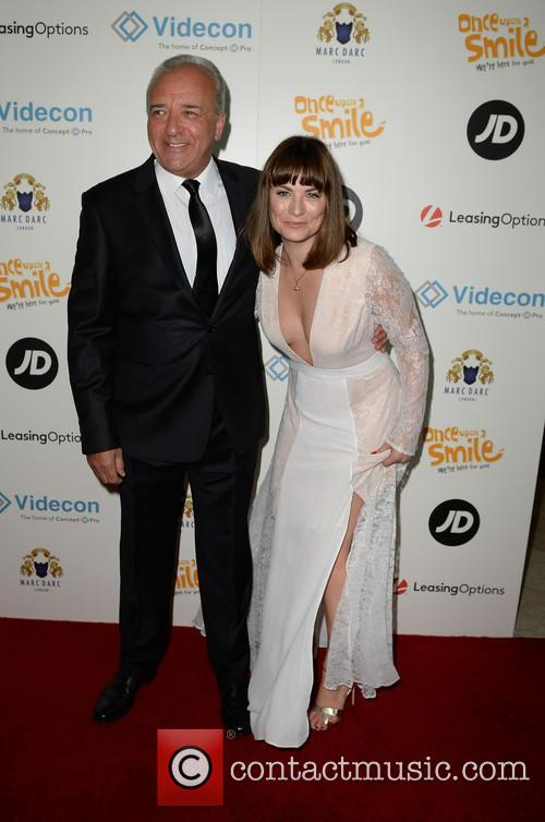 Louise Marwood and John Bowe 1