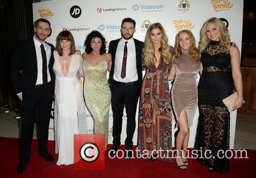 Antony Quinlan, Louise Marwood, Natalie Rob, Mike Parr, Sophie Powles, Eden Taylor-draper and Amy Walsh 3