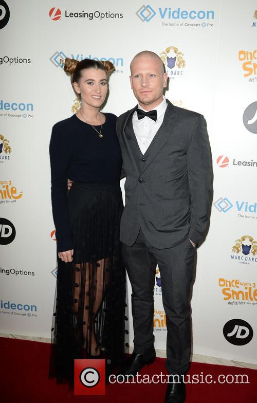 Charley Webb and Matthew Wolfenden