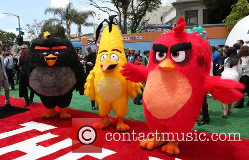 Sony and Angry Birds 2