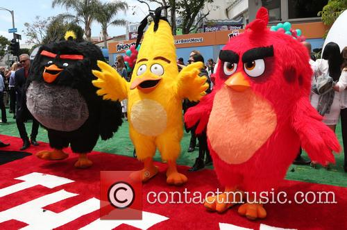 Sony and Angry Birds 3