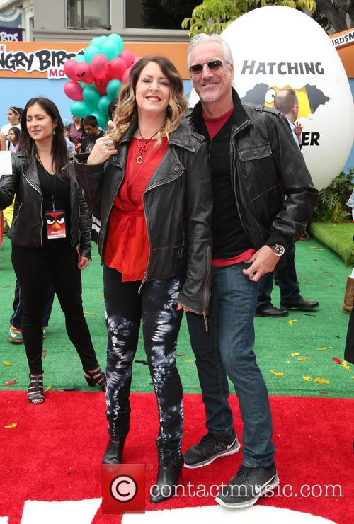 Joely Fisher and Christopher Duddy 6