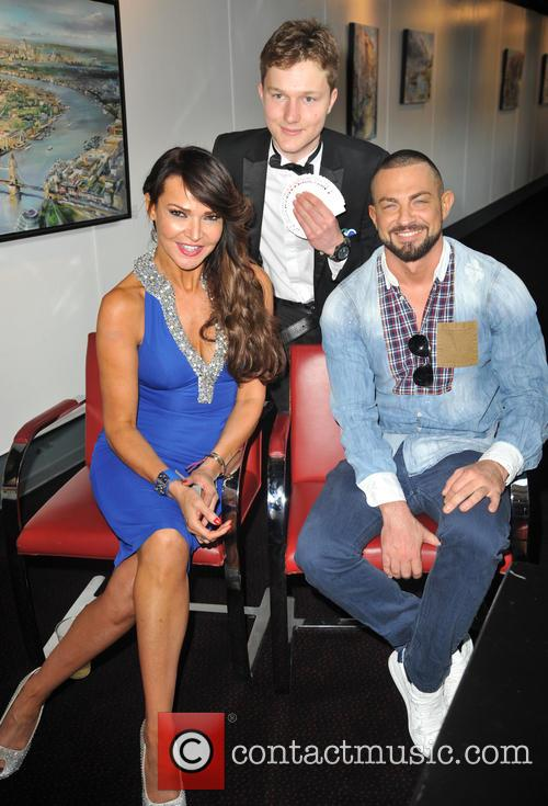 Lizzie Cundy, Angus Baskerville and And Robin Windsor 1