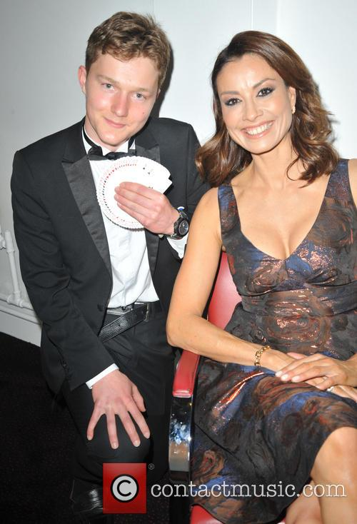 Angus Baskerville and Melanie Sykes 1