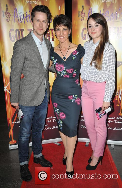 Lee Ingleby, Anna Kennedy and Molly Wright 1