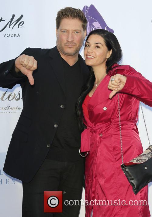 Sean Kanan and Michelle Vega 2