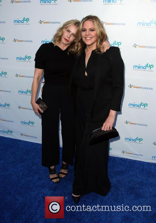 Chelsea Handler and Mary Mccormack 3