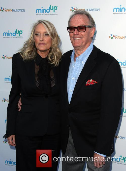 Peter Fonda and Margaret Devogelaere 3