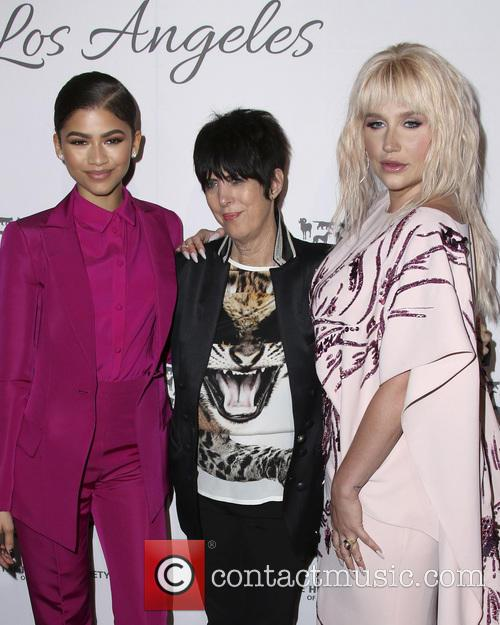 Zendaya Coleman, Diane Warren and Kesha 4
