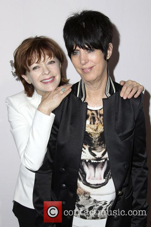 Frances Fisher and Diane Warren 3