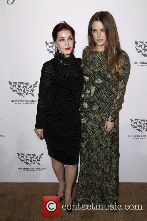 Priscilla Presley and Riley Keough 3