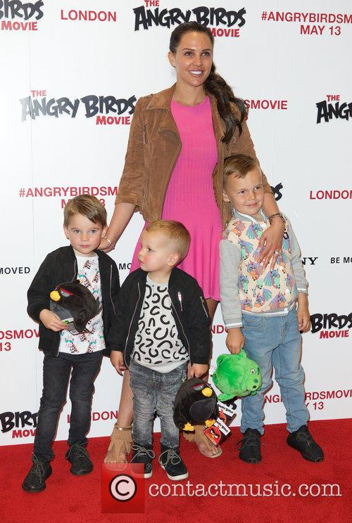 Danielle Lloyd children