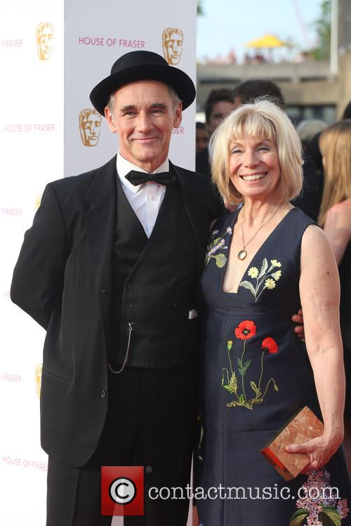 Mark Rylance and Claire Van Kampen
