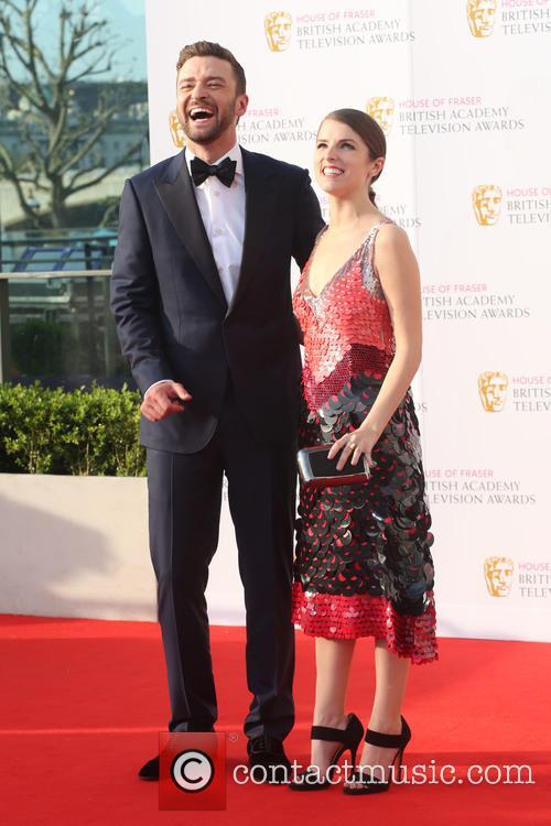 Justin Timberlake and Anna Kendrick 2