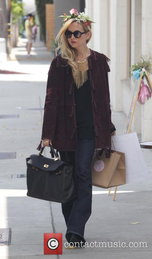 Rachel Zoe celebrates Mother's Day with her Family...