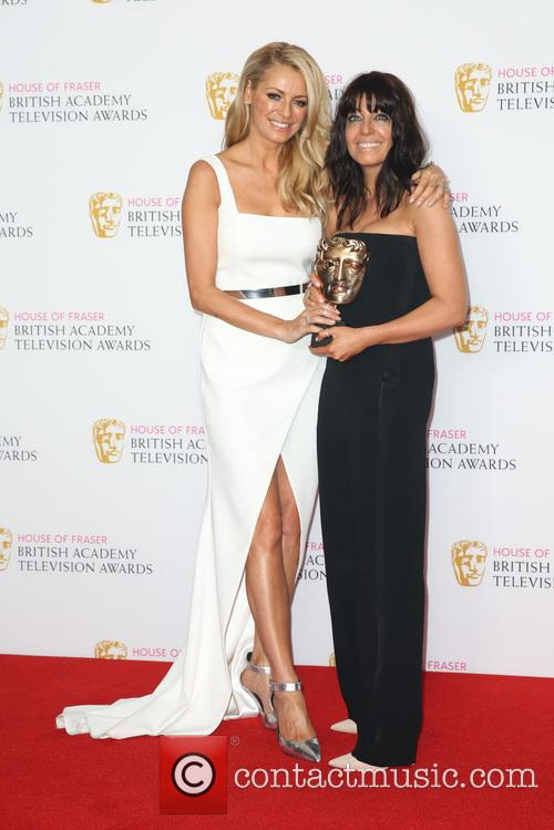 Tess Daly and Claudia Winkleman