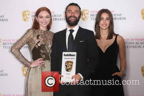 Aiden Turner, Heida Reed and Eleanor Tomlinson 1