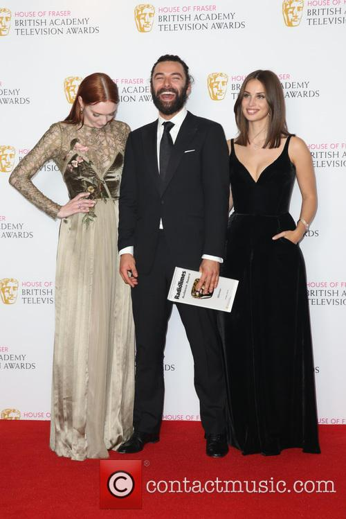 Aiden Turner, Heida Reed and Eleanor Tomlinson 3