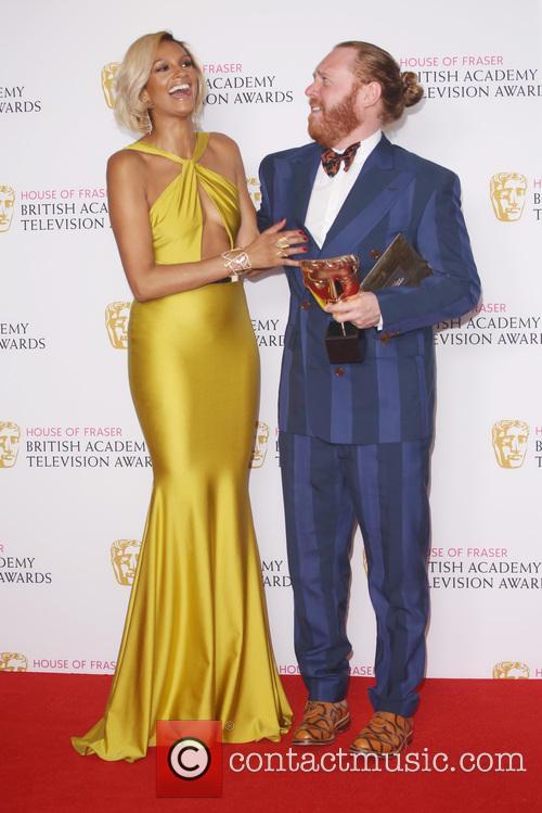 Alesha Dixon and Leigh Francis 1
