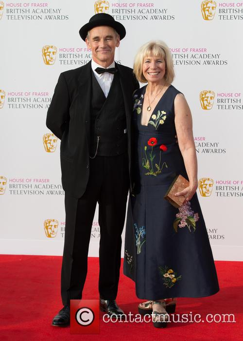 Mark Rylance and Claire Van Kampen 1